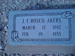 J.F. Rosco Akers