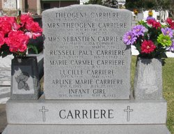 Isaure <i>Prejean</i> Carriere