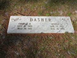 Myrtle Louella <i>Joiner</i> Dasher