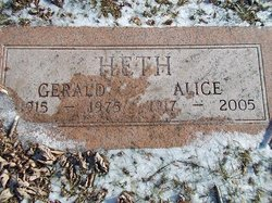 Alice Heth