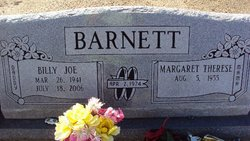 Billy Joe Barnett