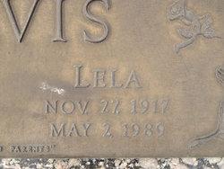 Lela Davis