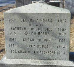 Charlotte H Ashcroft