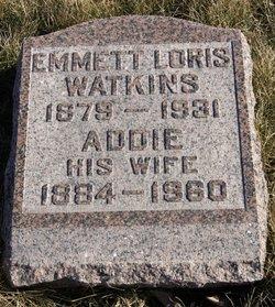 Addie <i>Musgrove</i> Watkins
