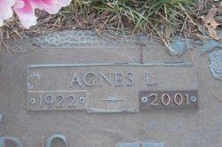 Agnes L. Akers