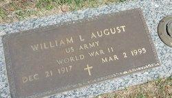 William L August