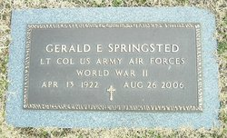 Gerald E. Springsted