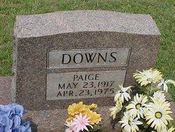 Paige Downs