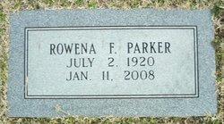 Rowena F. Parker