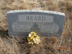 Jennie Lena <i>Moore</i> Beard