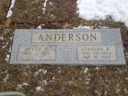 Stanley Rudolph Anderson
