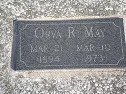 Orva R. May