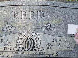 Lola B. <i>Jackson</i> Reed