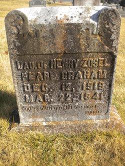 Pearl Zozel <i>Gram</i> Graham