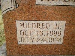 Mildred H. Andrews