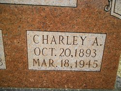 Charley A. Andrews