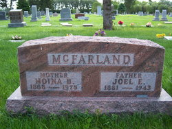 Moina Bell <i>Sanders</i> McFarland
