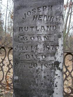 Joseph Henry Rutland