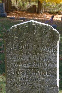 Josephine Cassaw