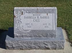 Bardella <i>Hillyard</i> Barrus Call