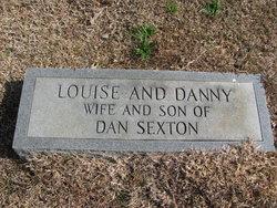Dovie Louise Lou <i>Smith</i> Sexton
