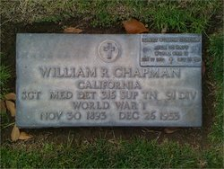 William Robert Chapman