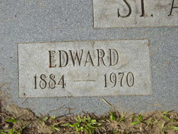 Edward Edmund Eddie St Amant