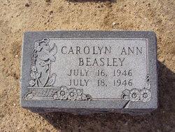 Carolyn Ann Beasley