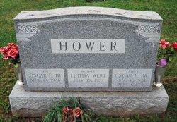 Letitia M. Tish <i>Wert</i> Hower