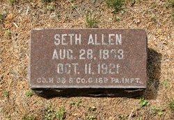 Seth Allen