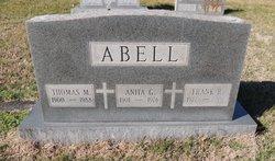 Anita Eliza <i>Grenough</i> Abell