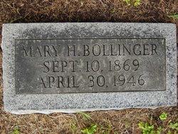 Mary H Bollinger