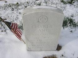 Charlie Ash