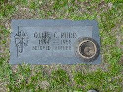 Ollie C Rudd