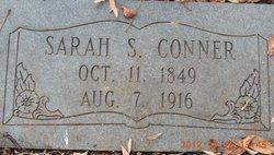 Sarah <i>Shipley</i> Conner