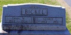 Emma <i>Miller</i> Bickel
