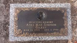 Atha Mae Gilkey