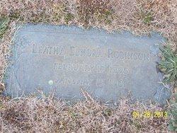 Letha Elnora <i>Kidder</i> Hillard Robinson