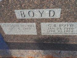 G. B Boyd