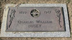 Charles William Busey
