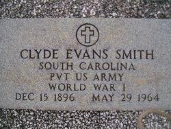 Clyde Evans Smith