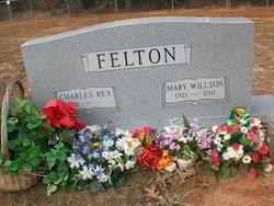 Mary Olive <i>Willson</i> Felton