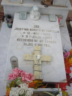 Josephine <i>Acosta</i> Portillo