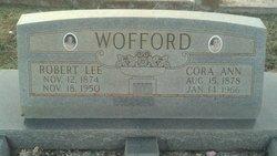 Robert Lee Wofford