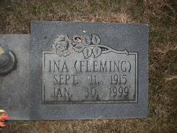 Ina E. <i>Fleming</i> Arnold