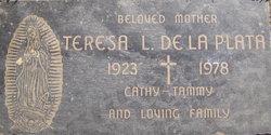 Teresa <i>Luna</i> De La Plata