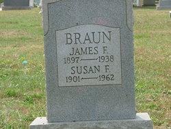 Susan Francis <i>Keller</i> Braun