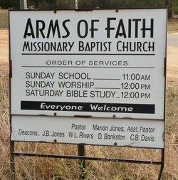 Arms of Faith Missionary Baptist Church Cemetery