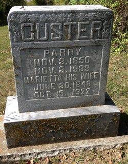 Parry Custer