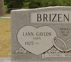 Lann Gaylon Brizendine